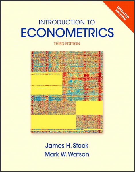 Introduction To Econometrics Stock 3rd Zip d7cd90d8b543c9c1b8a88a15d0a20074
